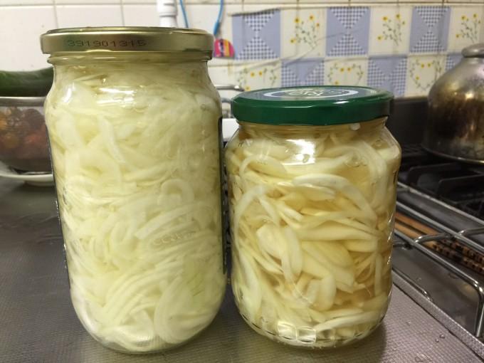 酢タマネギの作り方